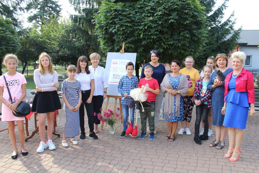 Narodowe Czytanie 2019 w Werbkowicach
