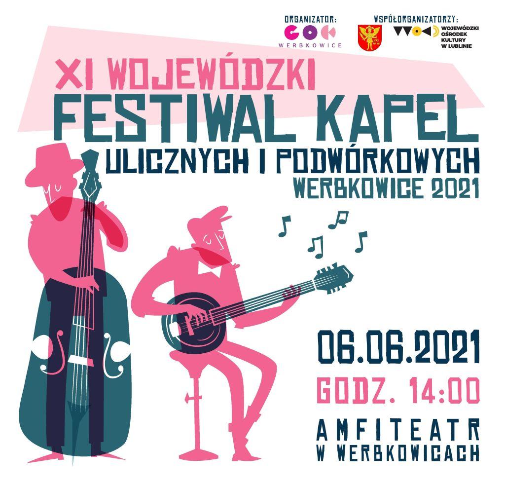 Przyjmujemy zgłoszenia na XI Wojewódzki Festiwal Kapel Ulicznych i Podwórkowych